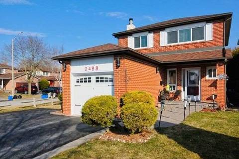 House for sale at 2488 Linwood St Pickering Ontario - MLS: E4730832