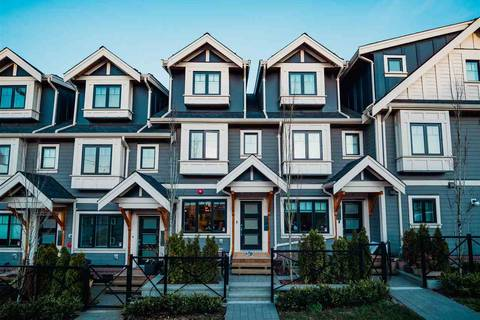 Townhouse for sale at 2488 St. Catherines St Vancouver British Columbia - MLS: R2443783