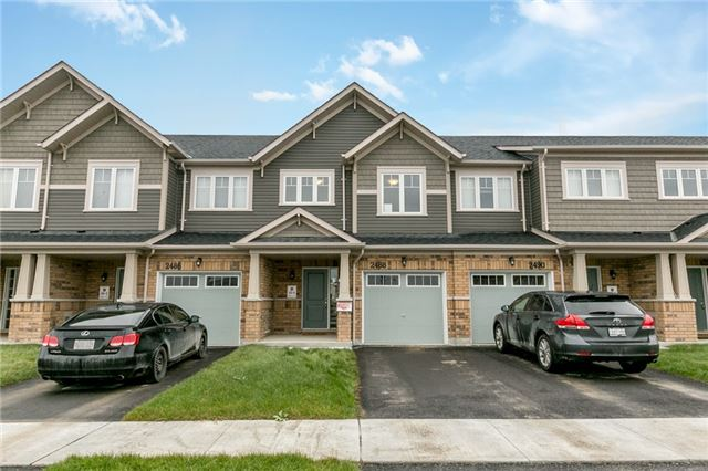 For Sale: 2488 Steeplechase Street, Oshawa, ON | 3 Bed, 3 Bath Townhouse for $538,000. See 20 photos!