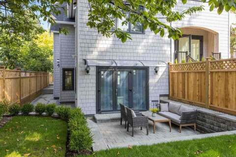 Townhouse for sale at 2488 7th Ave W Vancouver British Columbia - MLS: R2497984