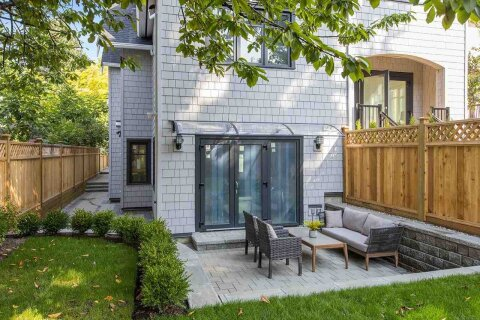 Townhouse for sale at 2488 7th Ave W Vancouver British Columbia - MLS: R2516036