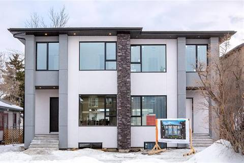 Townhouse for sale at 249 21 Ave Northwest Calgary Alberta - MLS: C4287156