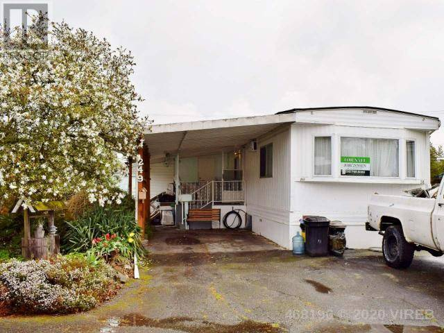 Residential property for sale at 2885 Boys Rd Unit 249 Duncan British Columbia - MLS: 468196