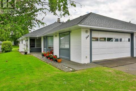 Townhouse for sale at 330 Dogwood St Unit 249 Parksville British Columbia - MLS: 458249
