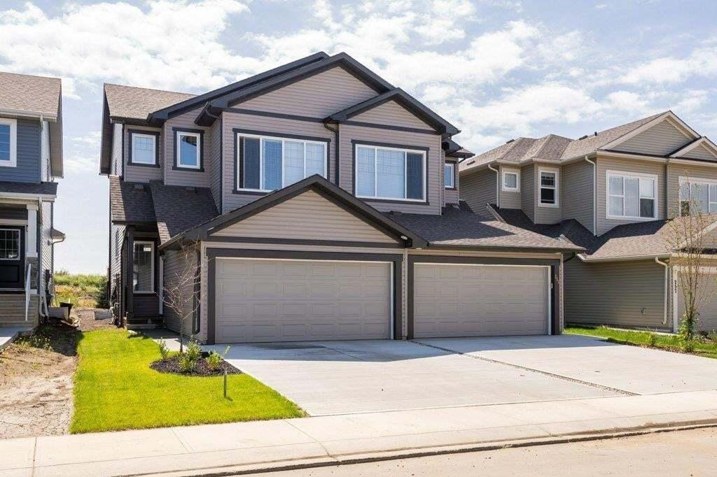 Townhouse for sale at 249 39a Av NW Edmonton Alberta - MLS: E4208605