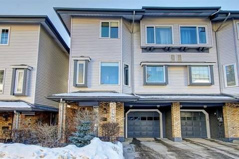 Townhouse for sale at 4037 42 St Northwest Unit 249 Calgary Alberta - MLS: C4282484
