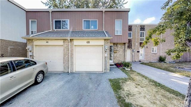 For Sale: 48 Woody Vine Way, Toronto, ON | 3 Bed, 3 Bath Condo for $559,000. See 20 photos!