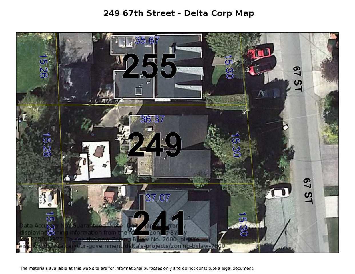 Sold: 249 67 Street, Delta, BC