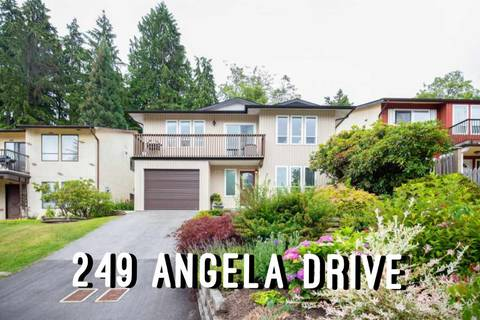 House for sale at 249 Angela Dr Port Moody British Columbia - MLS: R2387582