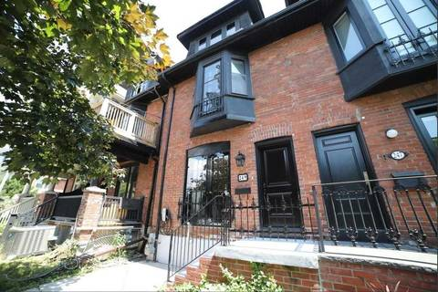 Townhouse for sale at 249 Bedford Rd Toronto Ontario - MLS: C4518688