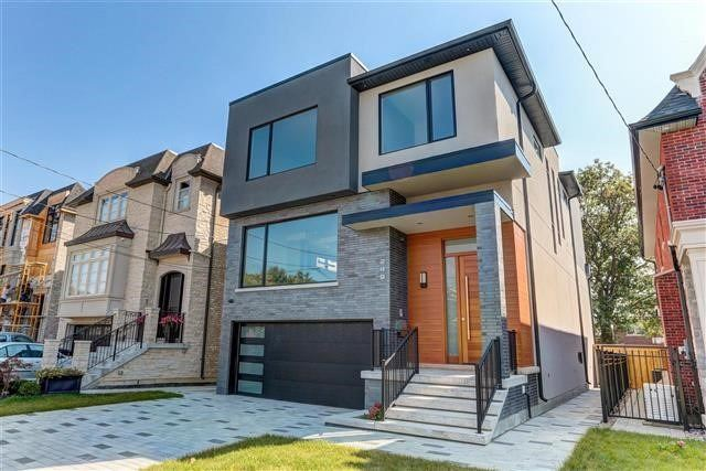House For Sale At 249 Glen Park Ave Toronto Ontario