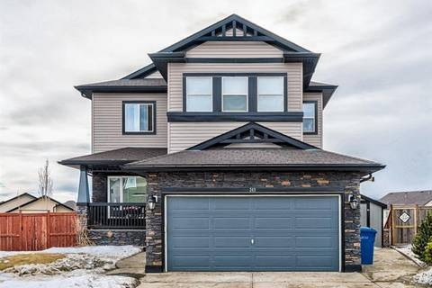 House for sale at 249 Hawkmere Cs Chestermere Alberta - MLS: C4287441
