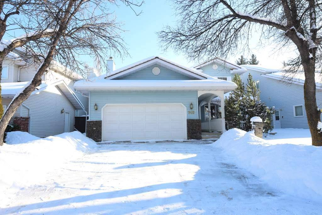 House for sale at 249 Heath Rd Nw Edmonton Alberta - MLS: E4183342