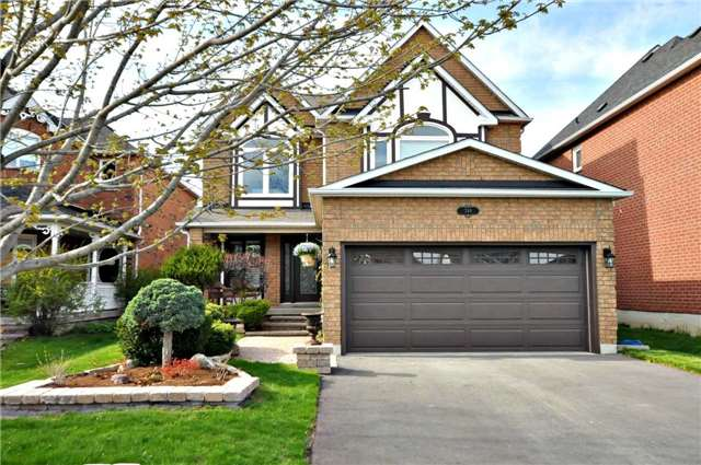 House for sale at 249 Hoover Park Drive Whitchurch-Stouffville Ontario - MLS: N4211989