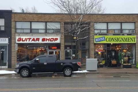 Commercial property for lease at 249 Lakeshore Rd Mississauga Ontario - MLS: W4767163