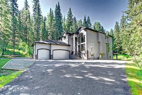 House for sale at 249 Mountain Lion Dr Bragg Creek Alberta - MLS: C4243878