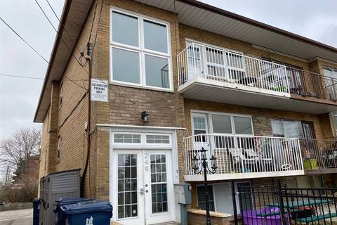 Townhouse for sale at 249 Pannahill Rd Toronto Ontario - MLS: C4706959