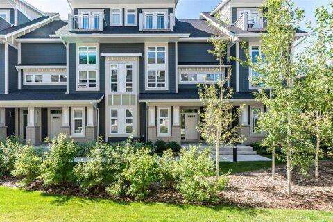 Townhouse for sale at 249 Silverado Plains Pk SW Calgary Alberta - MLS: A1052069