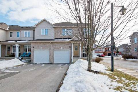 Townhouse for sale at 249 Sprucewood Cres Clarington Ontario - MLS: E4697033
