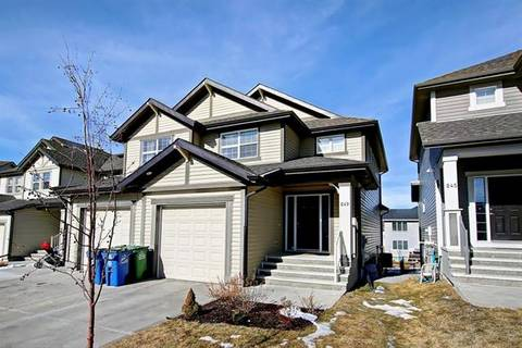 Townhouse for sale at 249 Sunset Common Cochrane Alberta - MLS: C4235438