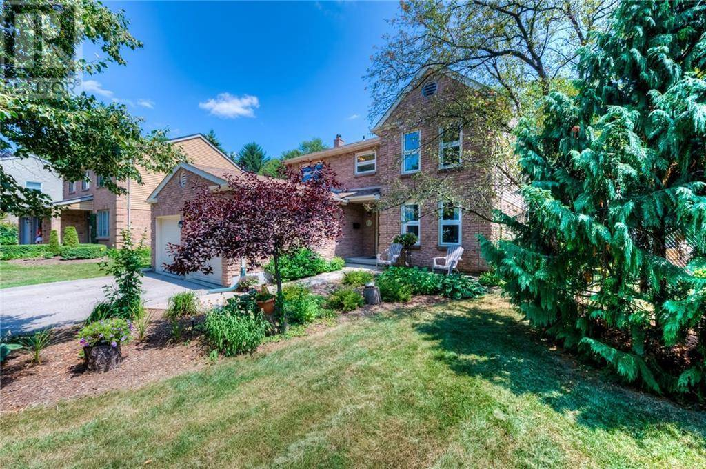 House for sale at 249 Tatlock Ct Waterloo Ontario - MLS: 30745188