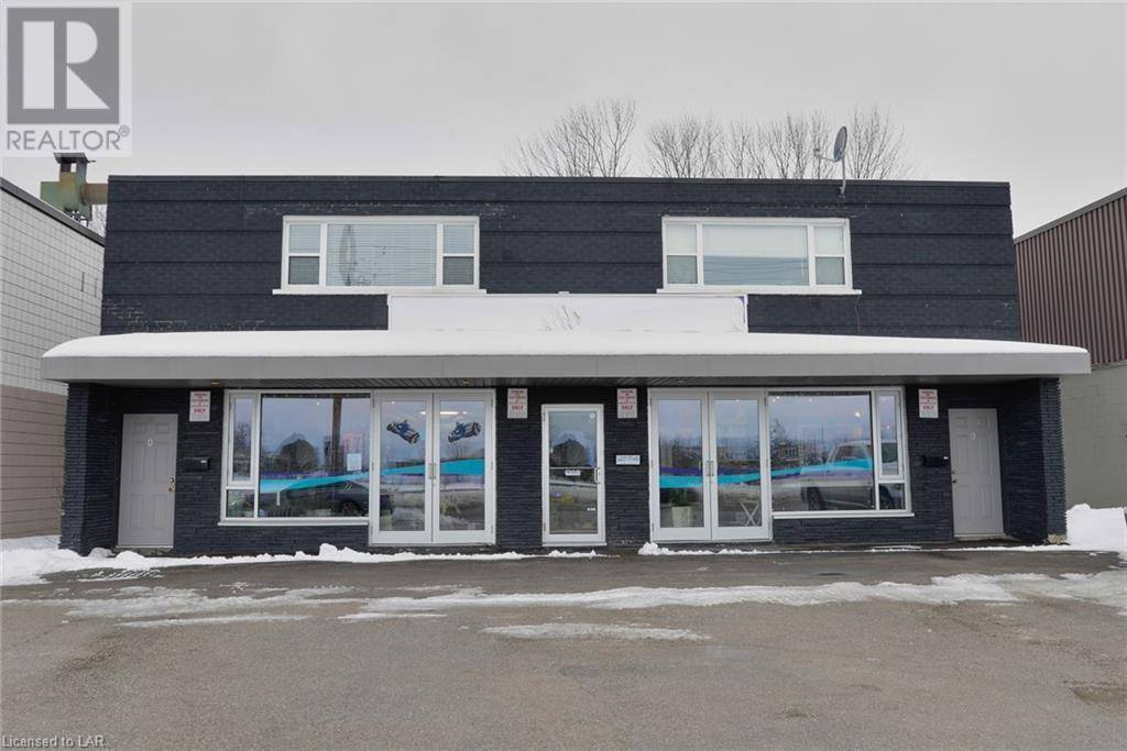 Commercial property for lease at 249 West St Orillia Ontario - MLS: 244835