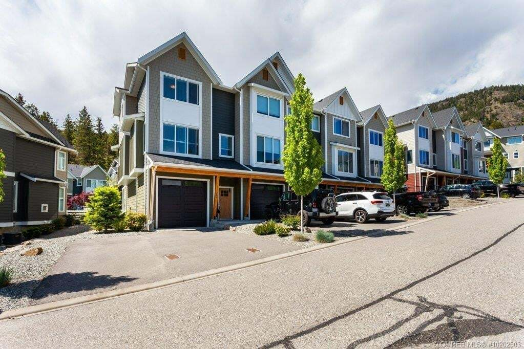 Townhouse for sale at 2490 Tuscany Dr West Kelowna British Columbia - MLS: 10202503