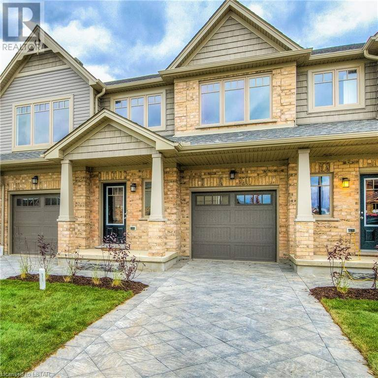 Townhouse for sale at 19 Tokala Tr Unit 2491 London Ontario - MLS: 241543