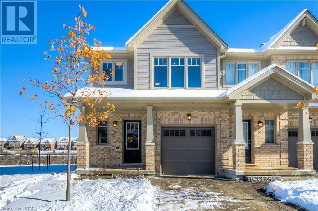 Home for sale at 7 Tokala Tr Unit 2491 London Ontario - MLS: 233935