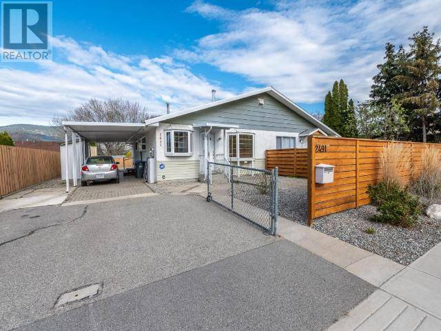Townhouse for sale at 2491 Cornwall Dr Penticton British Columbia - MLS: 183338