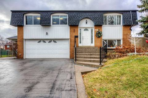House for sale at 2491 Yarmouth Cres Oakville Ontario - MLS: W4659355