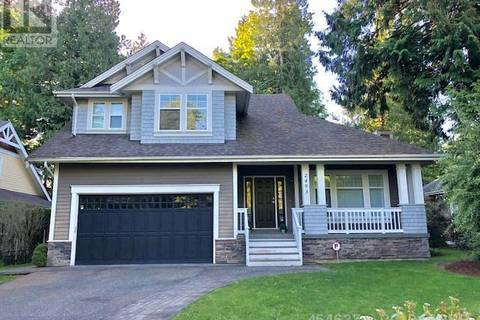 House for sale at 2493 Boompond Rd Mill Bay British Columbia - MLS: 454637