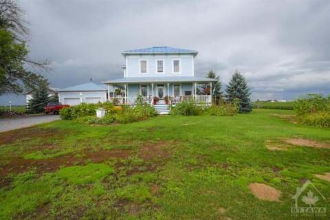 House for sale at 2493 Concession 19 Rd Casselman Ontario - MLS: 1206358