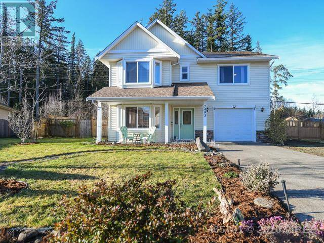 House for sale at 2493 Kinross Pl Courtenay British Columbia - MLS: 465701