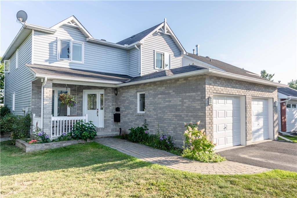 House for sale at 2493 Orient Park Dr Ottawa Ontario - MLS: 1167359