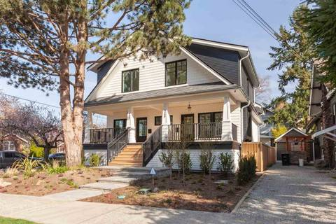 Townhouse for sale at 2493 7th Ave W Vancouver British Columbia - MLS: R2364479