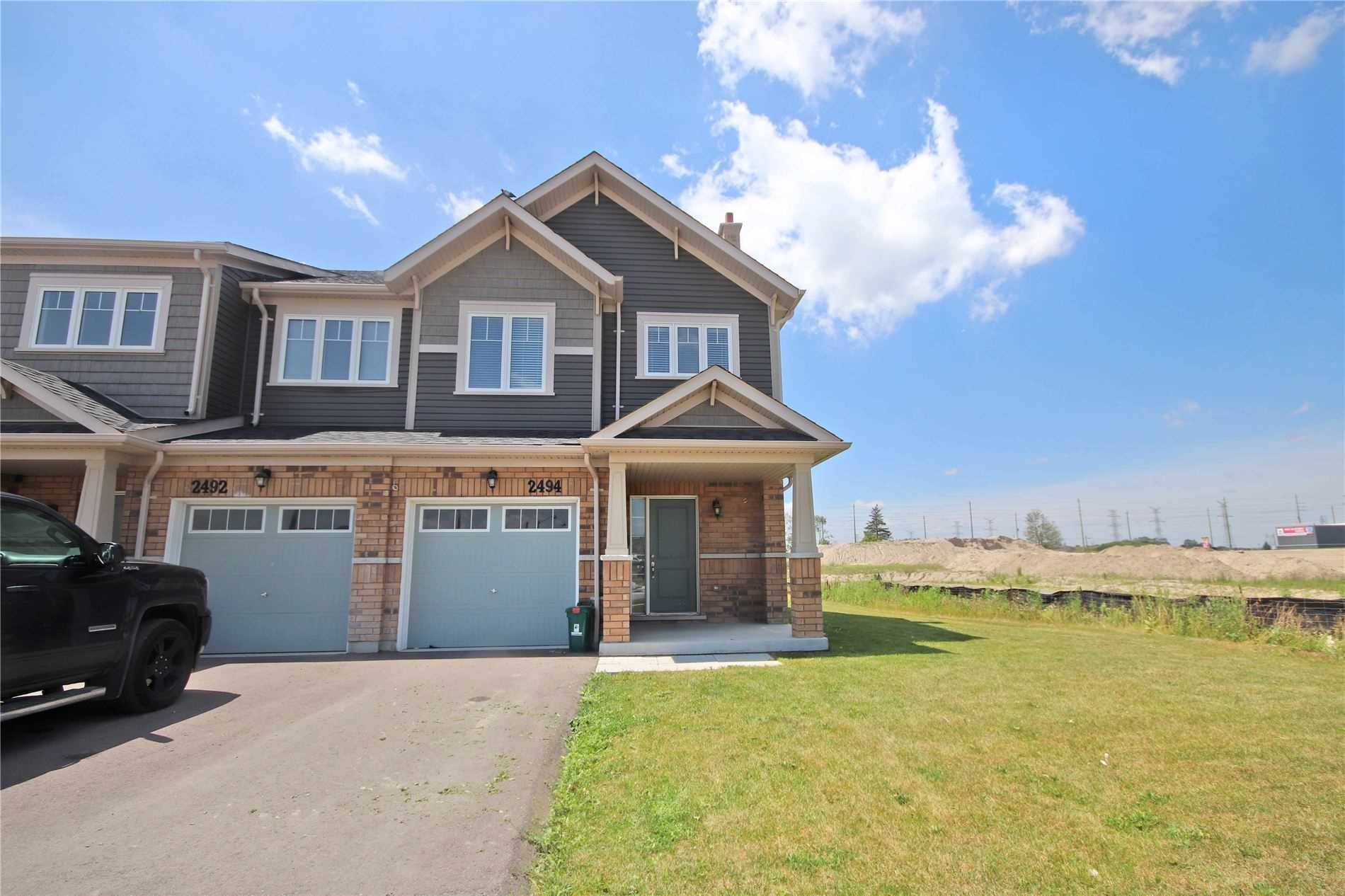 Townhouse for sale at 2494 Steeplechase St Oshawa Ontario - MLS: E4540846
