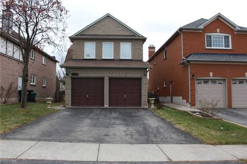 House for rent at 2496 Strathmore Cres Mississauga Ontario - MLS: W4667251