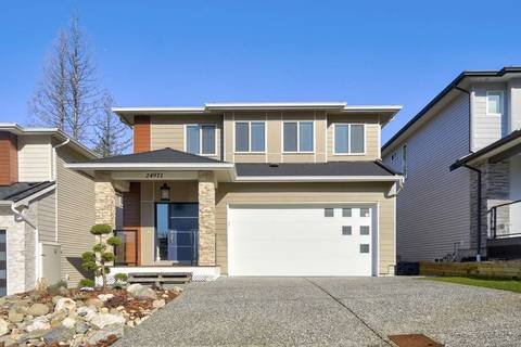 House for sale at 24971 109 Ave Maple Ridge British Columbia - MLS: R2437688