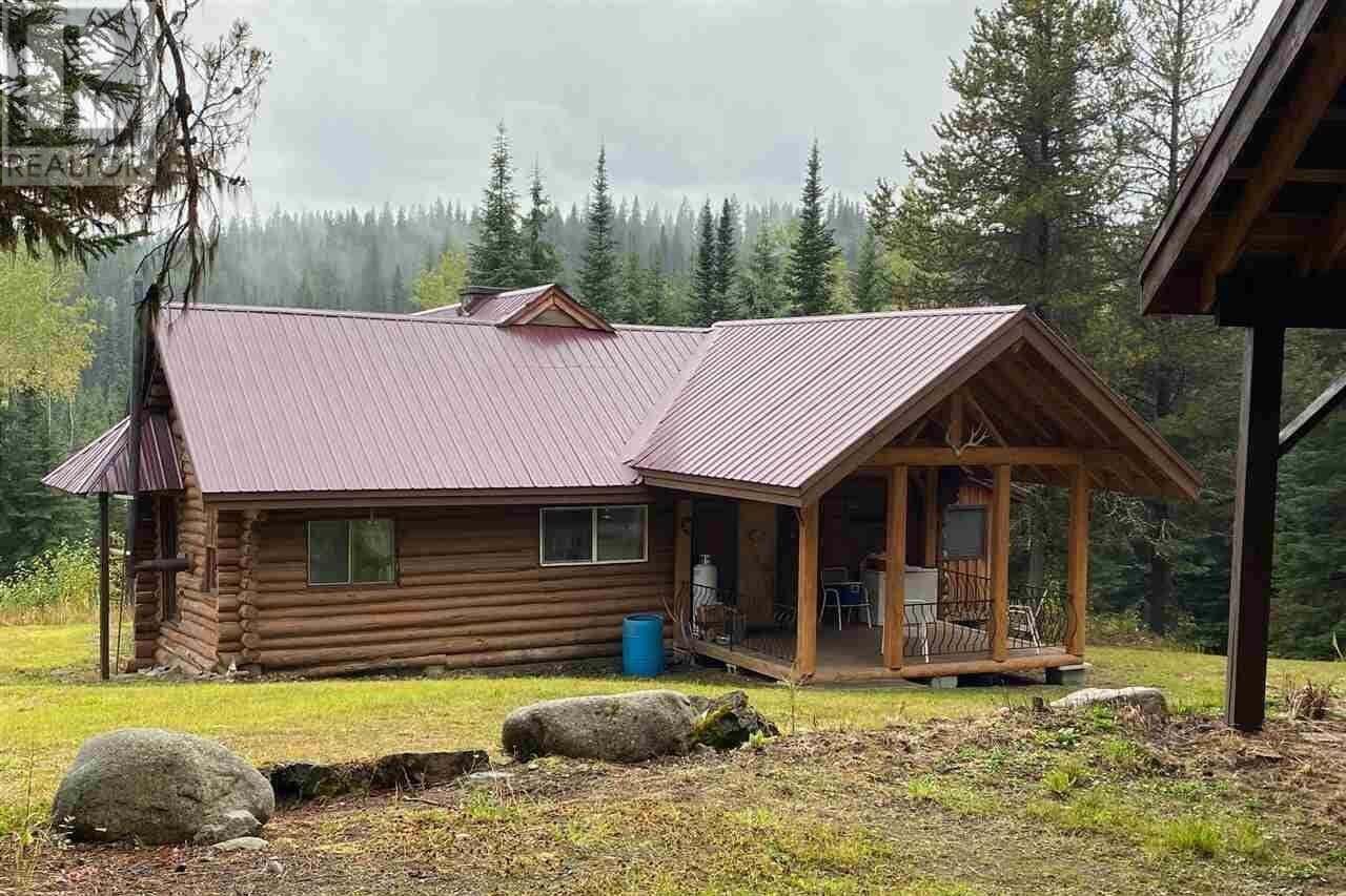 House for sale at 2498 Canim-hendrix Lake Rd Canim Lake British Columbia - MLS: R2507016