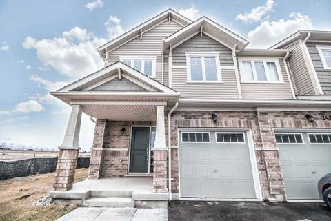 Townhouse for sale at 2499 Hill Rise St Oshawa Ontario - MLS: E4423469
