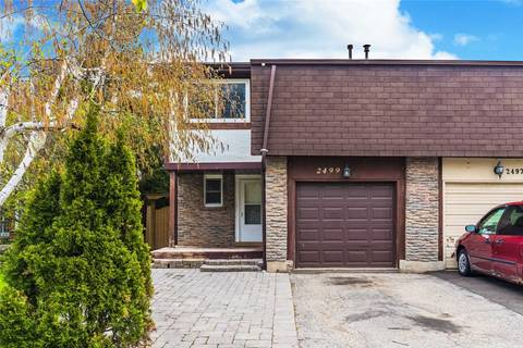 Townhouse for sale at 2499 Trondheim Cres Mississauga Ontario - MLS: W4458257