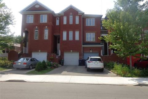Townhouse for sale at 24 Beachell St Toronto Ontario - MLS: E4538181