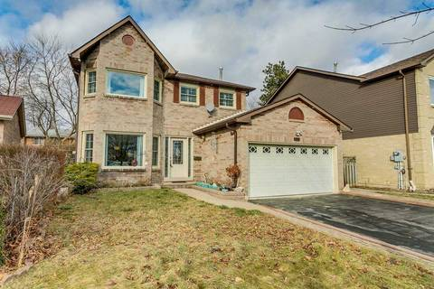 House for sale at 24 Budworth Dr Toronto Ontario - MLS: E4671484
