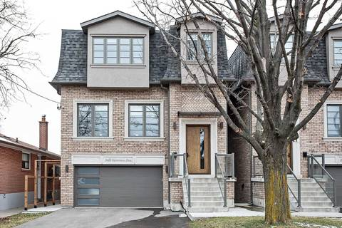 House for sale at 24 Montana Ave Toronto Ontario - MLS: W4641266