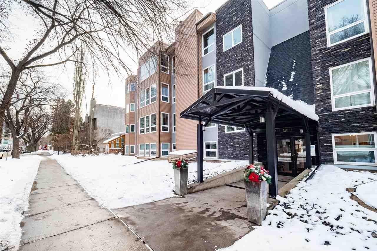 Condo for sale at 10172 118 St NW Unit 25 Edmonton Alberta - MLS: E4221957
