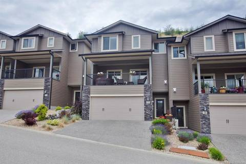Townhouse for sale at 1040 Mt. Revelstoke Pl Unit 25 Vernon British Columbia - MLS: 10187391