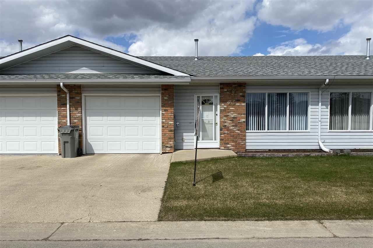Townhouse for sale at 11015 105 Av Unit 25 Westlock Alberta - MLS: E4186730