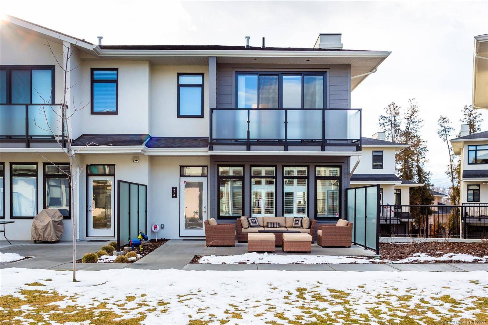 Townhouse for sale at 1102 Cameron Ave Unit 25 Kelowna British Columbia - MLS: 10199927
