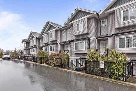 Townhouse for sale at 11255 132 St Unit 25 Surrey British Columbia - MLS: R2441601